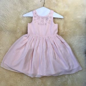 Catherine Malandrino Baby Pink Formal Gown Events